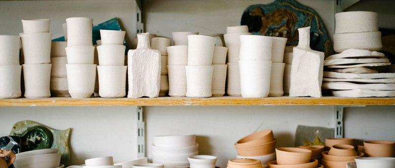 Trojan Global Nigerian pottery